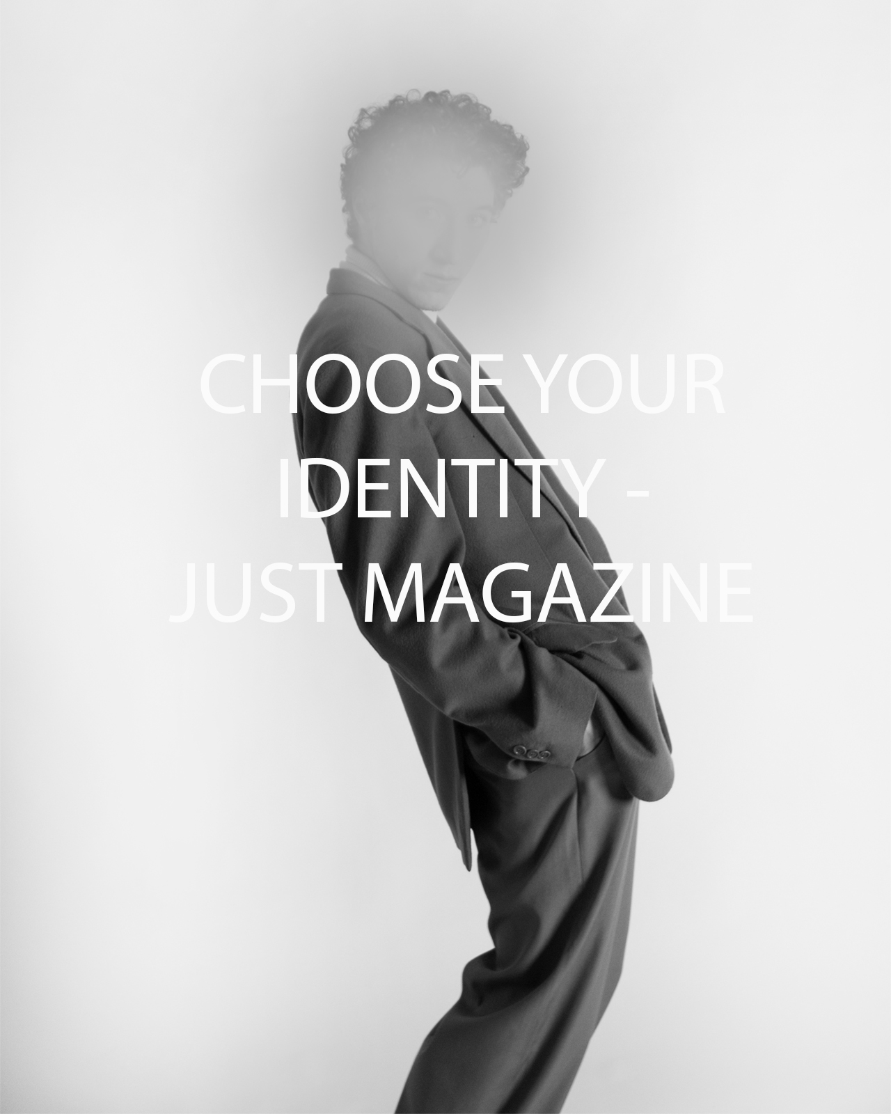 Choose your identity - Andrea Reina