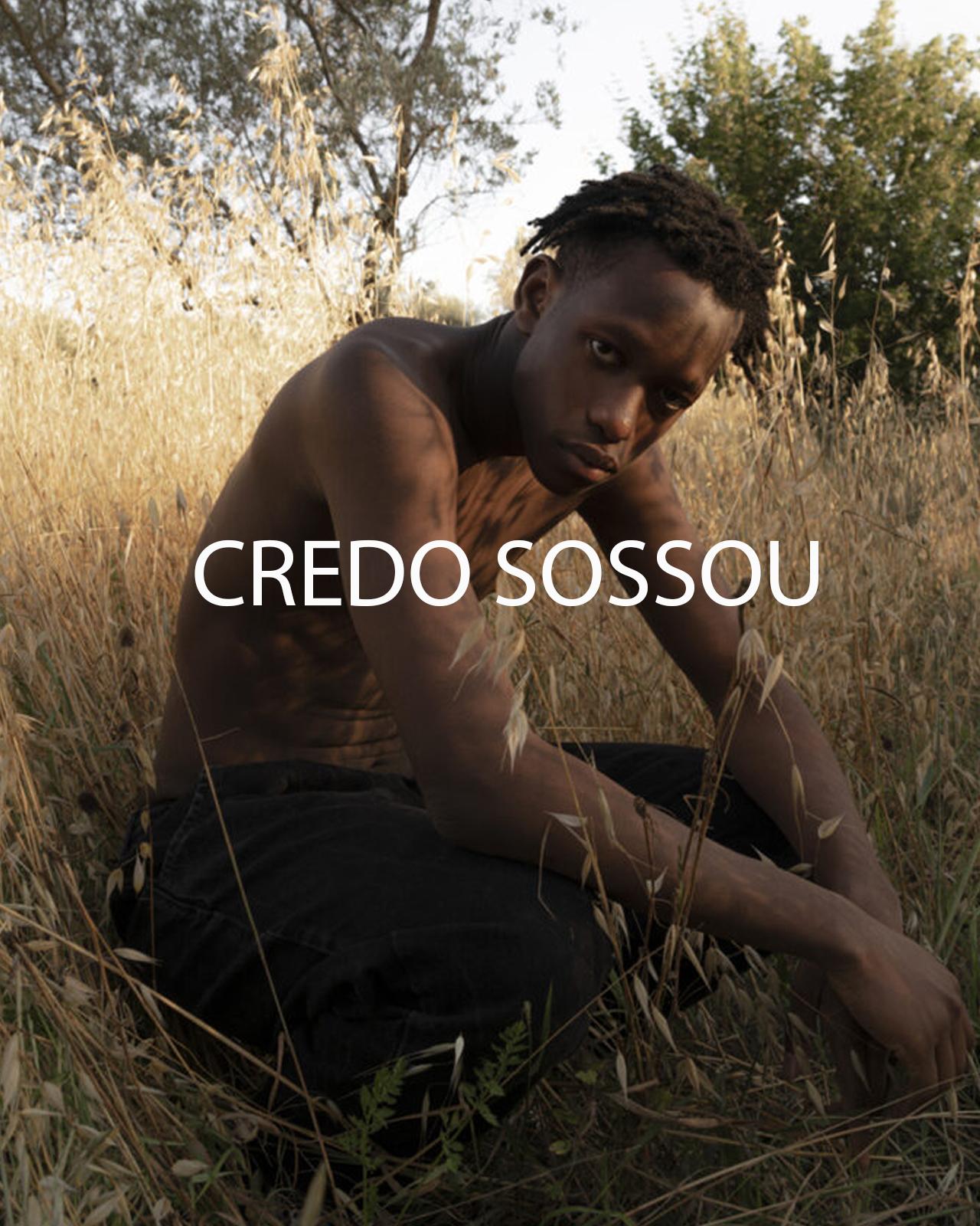 Credo Sossou by Andrea Reina