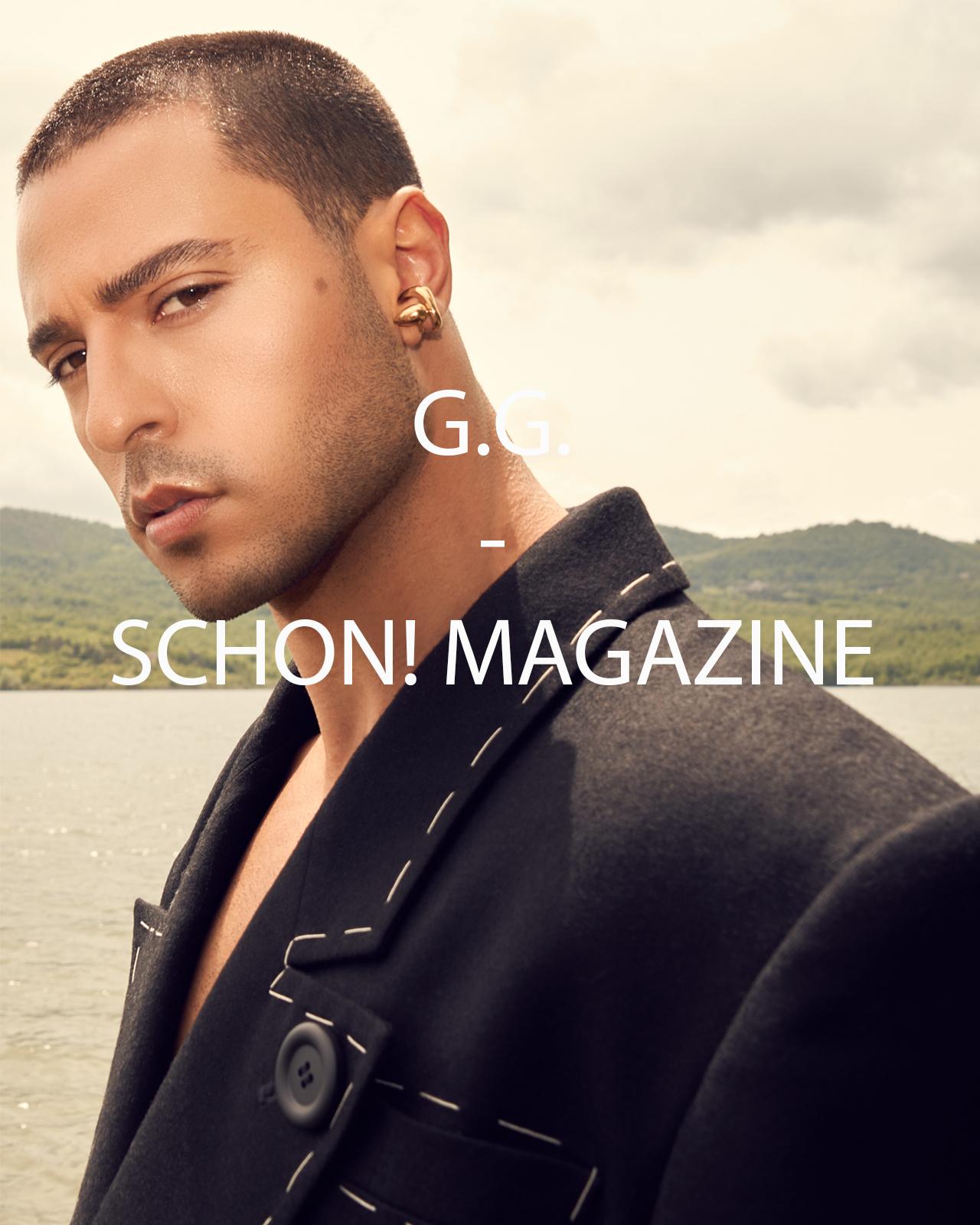 Giuseppe Giofrè - Andrea Reina - Schon Magazine