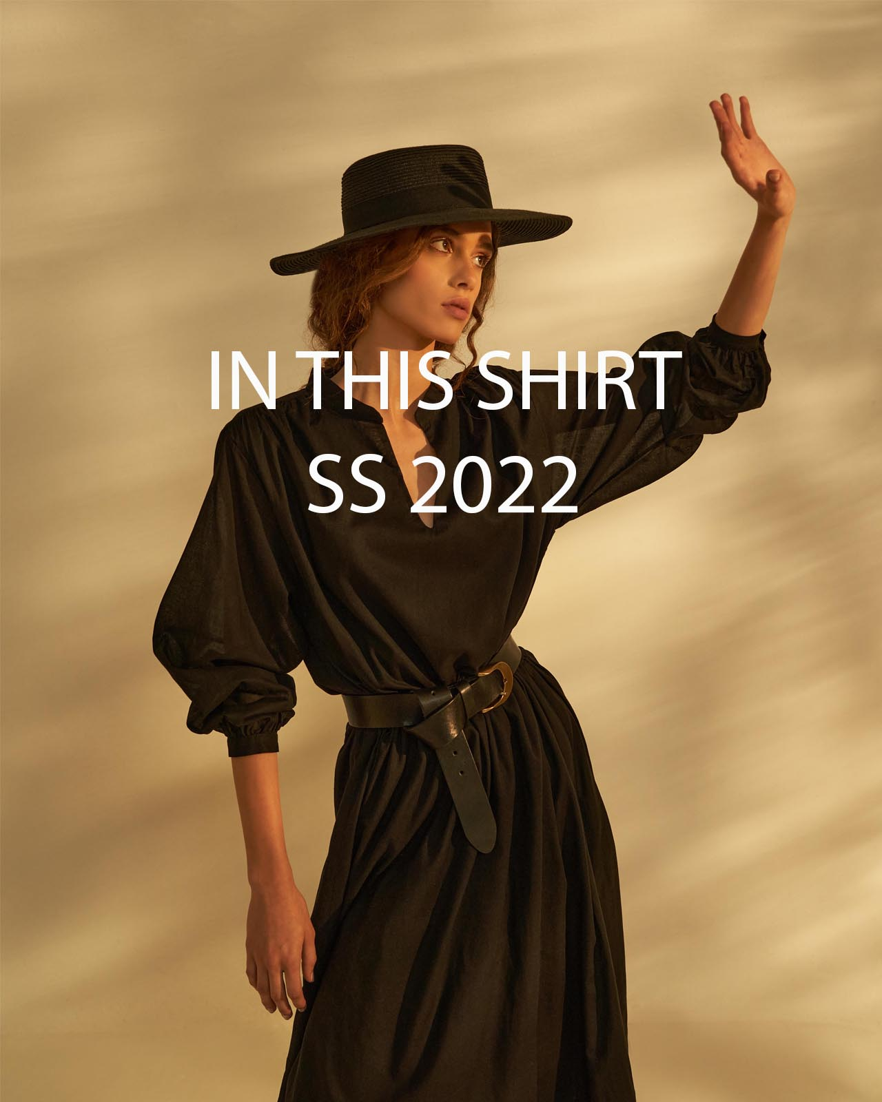 LOOKBOOK IN THIS SHIRT SS 2022 - Andrea Reina